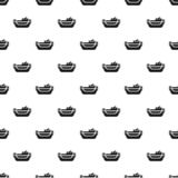School lunchbox pattern seamless vector vector illustration
