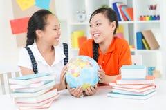 School mates Stock Photo