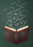 School math formula Stock Images