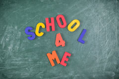 School for me Royalty Free Stock Photo