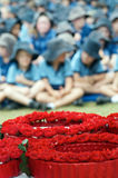 School Memorial Service Stock Images