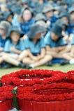 School Memorial Service stock images
