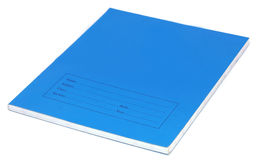 School notebook Royalty Free Stock Photo