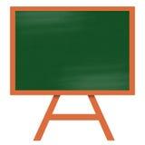 School Notice Board Green Stock Image