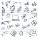 School objects Stock Photo