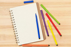 School and office accessories Stock Photography