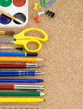 School and office accessory Stock Image