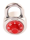 School & Office: Combination Lock Stock Image