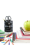School and office supplies. Back to school. Royalty Free Stock Photos