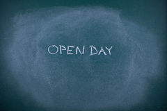 School open day Royalty Free Stock Photography