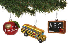 School Ornaments Royalty Free Stock Image