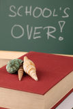 School is over Royalty Free Stock Photos