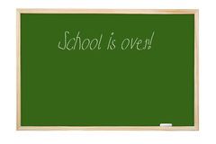 School is over Stock Images