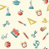 School_pattern 库存图片