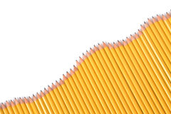 School Pencils Stock Images