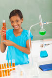 School pupil science Stock Photo