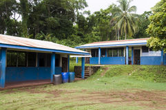 School rural nicaragua central america Stock Photography