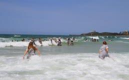 ¡School´s hacia fuera! - La manera australiana de celebración Imagen de archivo