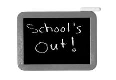 School's Out Stock Images