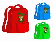 School satchel Royalty Free Stock Photo