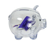 School Savings Royalty Free Stock Image
