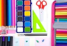 School set Stock Images