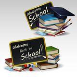 School set Royalty Free Stock Photos