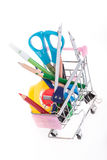 School shopping Royalty Free Stock Photography