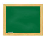 School slate Royalty Free Stock Photography
