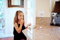 After School Snack Royalty Free Stock Photos