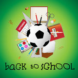 School and sport Stock Images