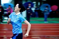 School Sport Meet Stock Photos