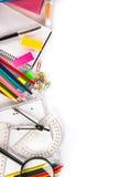 School stationery. Stock Photography
