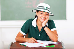 School student classroom Royalty Free Stock Photos