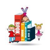 School students design Stock Image