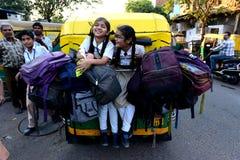 School Students Stock Image