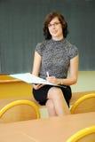 School studies Stock Photo