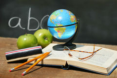 School studies royalty free stock photos