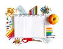 School Stuff Stock Images