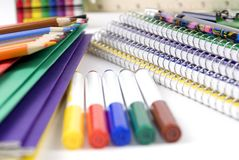 Free School Supplies Stock Photo - 1352790