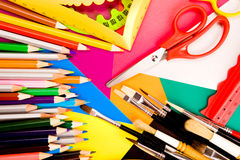 Free School Supplies Stock Images - 15663944