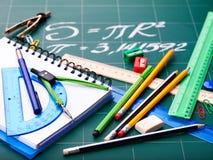 School supplies. Stock Photos