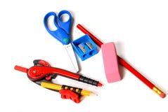 School supplies Stock Images