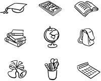 School_supplies 图库摄影