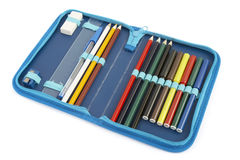School supplies 7 Royalty Free Stock Photography