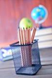 School supplies Royalty Free Stock Image