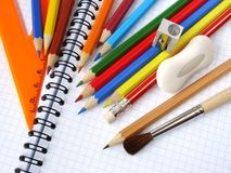 School supply Stock Photos