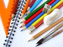 School supply Stock Photo