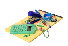 School supply Royalty Free Stock Photography