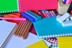 School supply Stock Image